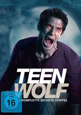 """""""Teen Wolf"""": Wir verlosen die komplette sechste Staffel auf DVD und BD"""
