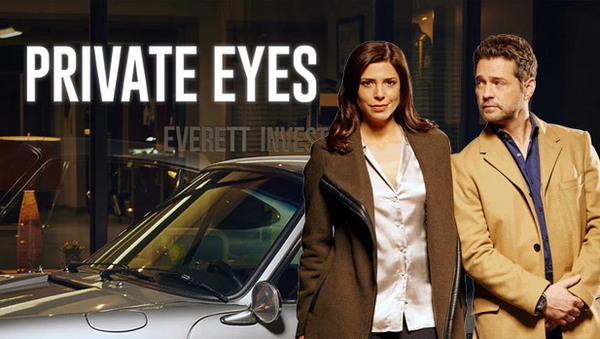 """TV-Premiere: Zum Start der 2. Staffel """"Private Eyes"""" auf 13TH STREET verlosen wir die 1. Staffel auf DVD"""