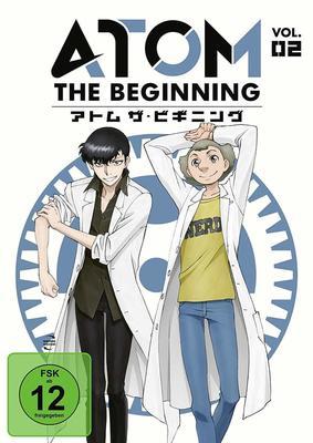 """Das Prequel zu """"Astro Boy"""" geht weiter: Wir verlosen Volume 2 von """"Atom the Beginning"""" auf DVD und BD"""