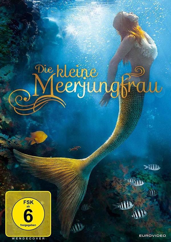"""Märchen-Fans aufgepasst: Wir verlosen """"Die kleine Meerjungfrau"""" auf DVD"""
