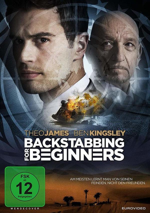 """Wir verlosen """"Backstabbing for Beginners"""" mit Ben Kingsley auf DVD und BD"""