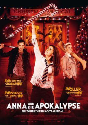 """Gesang, Tanz und Zombies: Wir verlosen zum Kinostart von """"Anna und die Apokalypse"""" Freikarten und den Soundtrack"""