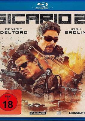 """Der Drogenkrieg geht weiter: Wir verlosen """"Sicario 2"""" auf BD"""