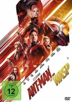 """""""Ant-Man and The Wasp"""" gibt es bei uns auf DVD, BD und 4K UHD zu gewinnen!"""