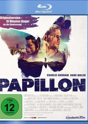 """Remake eines Klassikers: Wir verlosen den neuen """"Papillon"""" mit Charlie Hunnam und Rami Malek auf BD"""