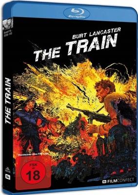 """Schmutziger Filmklassiker auf Gleisen: Wir verlosen """"The Train"""" auf BD"""