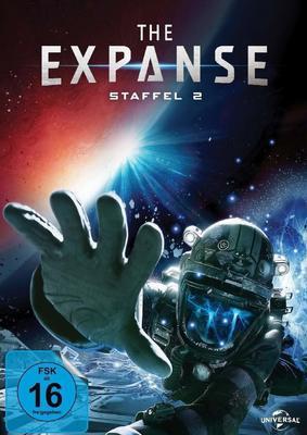 """Im Weltraum sieht dich niemand bingen: Wir verlosen Staffel 2 von """"The Expanse"""" auf DVD und BD"""