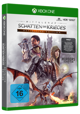 """Gewinne ein episches Fanpaket zum Videospiel """"Mittelerde: Schatten des Krieges""""!"""
