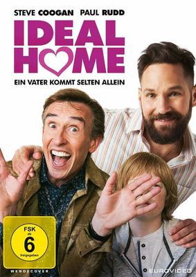 """Ein Vater kommt selten allein: Wir verlosen die Komödie """"Ideal Home"""" auf DVD und BD"""