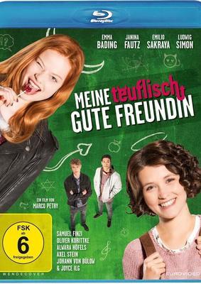 """Teuflisch gut: Wir verlosen die Familien-Komödie """"Meine teuflisch gute Freundin"""" auf BD"""