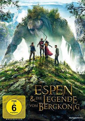 """Auf ins Reich der Trolle: Wir verlosen die Abenteuer-Verfilmung """"Espen und die Legende vom Bergkönig"""" auf DVD oder BD"""