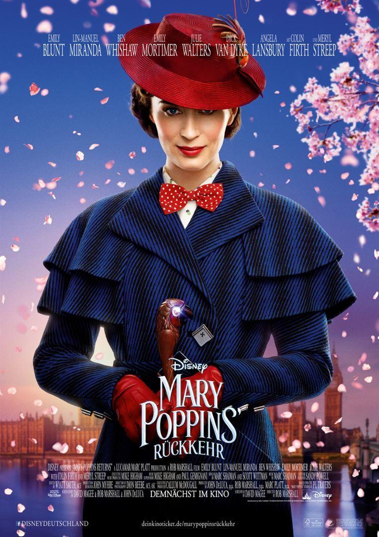 """Zauberhaft: Zum Kinostart von """"Mary Poppins' Rückkehr"""" verlosen wir tolle Fan-Pakete"""