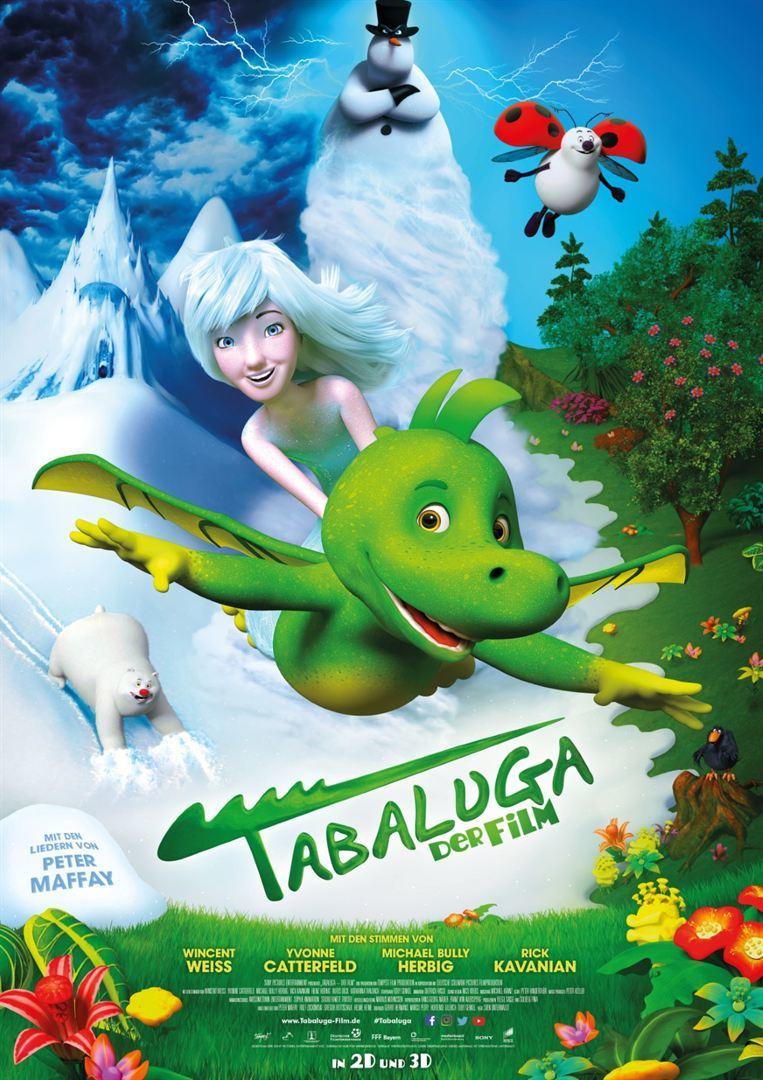 """Kleiner Drache ganz groß: Zum Kinostart von """"Tabaluga - Der Film"""" verlosen wir passend den Soundtrack zum Film"""