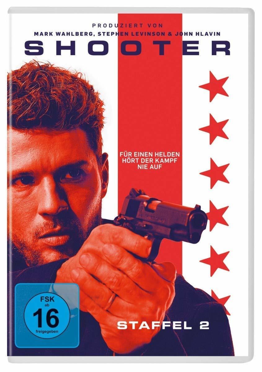 """Der Kampf hört nie auf: Wir verlosen die zweite Staffel der Action-Serie """"Shooter"""" auf DVD"""