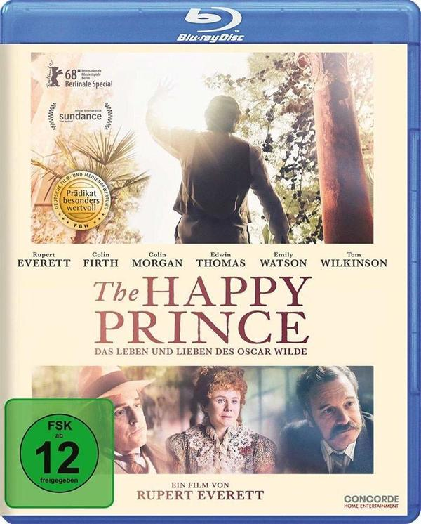 """Das Leben und Lieben des Oscar Wilde: Wir verlosen das historische Drama """"The Happy Prince"""" auf BD"""