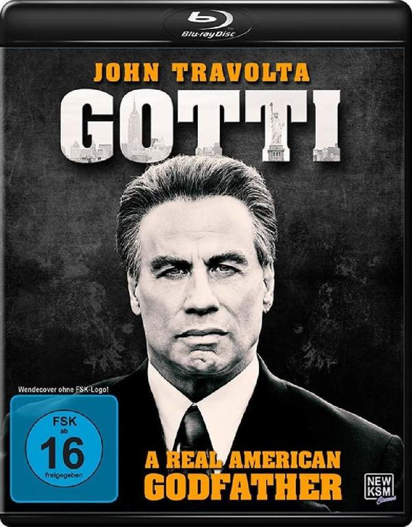 "John Travolta ist Godfather: Wir verlosen das Gangster-Epos ""Gotti - A Real American Godfather"" auf BD"