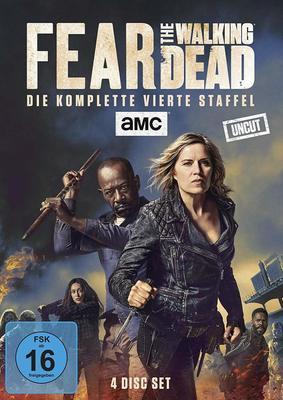 """Eine neue Ära beginnt: Wir verlosen die vierte Staffel der Zombie-Serie """"Fear the Walking Dead"""""""