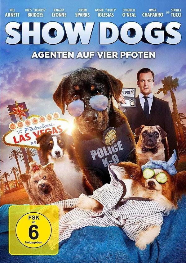 """Agenten auf vier Pfoten: Wir verlosen die Komödie """"Show Dogs"""" auf DVD oder BD"""