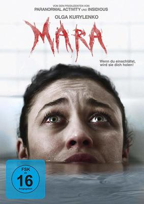 """Schlaf nicht ein: Wir verlosen den Horror-Film """"Mara"""" auf DVD oder BD"""