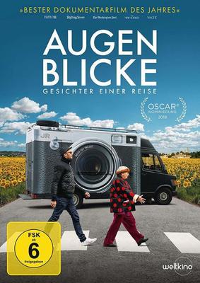 """Zwischen Mensch und Kunst: Wir verlosen die hervorragende Dokumentation """"Augenblicke - Gesichter einer Reise"""" von  Agnès Varda"""