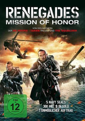 """Auf der Jagd nach Gold: Wir verlosen den Actioner """"Renegades - Mission of Honor"""" auf DVD und BD"""