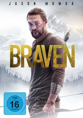 """Eine Hütte, jede Menge Waffen und Jason Momoa: Wir verlosen den Actioner """"Braven"""" auf DVD oder BD"""