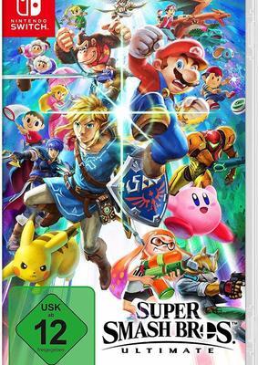 """Zum Release von """"Super Smash Bros. Ultimate"""" verlosen wir drei Spiele für Nintendo Switch!"""
