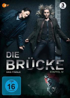"""Das Finale: Wir verlosen die Kult-Serie """"Die Brücke""""-Staffel 4 auf DVD und BD"""