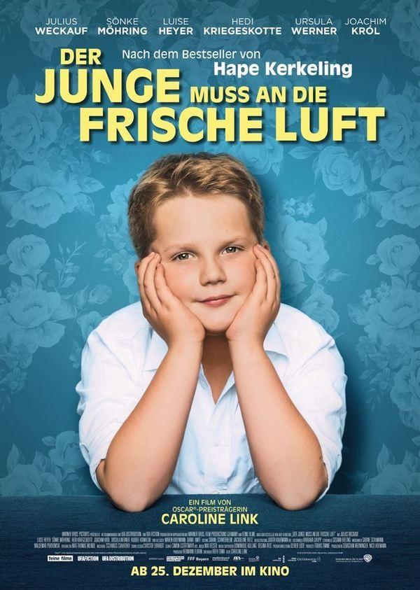 """Zum Kinostart von """"Der Junge muss an die frische Luft"""" verlosen wir das Buch von Hape Kerkeling"""