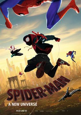 """Spider-Power: Zum Kinostart von """"Spider-Man: A New Universe"""" verlosen wir Fanpakete"""