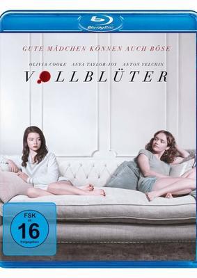 """Gute Mädchen können auch böse sein: Wir verlosen den Kino-Geheimtipp """"Vollblüter"""" auf BD"""