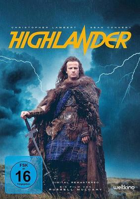 """Es kann nur einen geben: Wir verlosen den Klassiker """"Highlander"""" auf DVD und BD"""