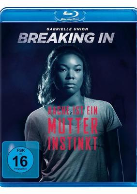 "Mama in Action: Wir verlosen den Thriller ""Breaking In"" auf BD"
