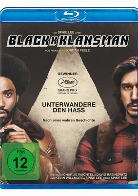 """Gewinnspiel-Power: Wir verlosen """"BlacKkKlansman"""" von Spike Lee auf BD"""