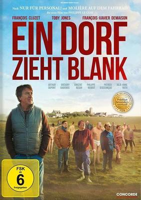 """Ausziehen für die Allgemeinheit: Wir verlosen die Komödie """"Ein Dorf zieht blank"""" auf DVD"""