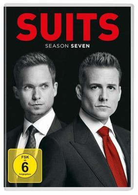 """Wir verlosen Staffel 7 der beliebten Anwaltsserie """"Suits"""" auf DVD"""