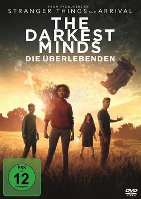 """Wir verlosen """"The Darkest Minds - Die Überlebenden"""" auf DVD und BD"""