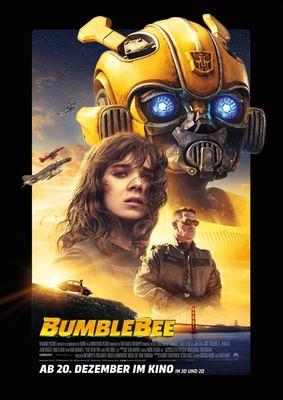 """Wir verlosen zum Kinostart von """"Bumblebee"""" tolle Fanpakete"""