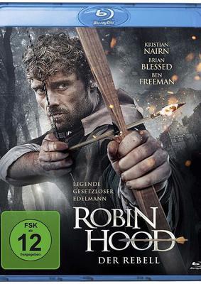 """Die Legende: Wir verlosen das Action-Abenteuer """"Robin Hood - Der Rebell"""" auf BD"""