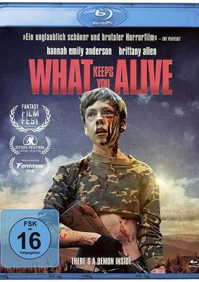 """Liebe bis in den Tod: Wir verlosen den Horrorfilm """"What Keeps You Alive"""" auf BD"""