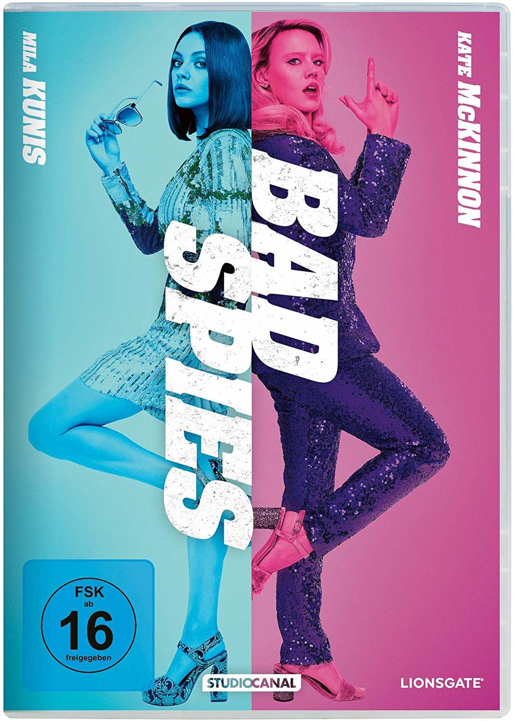"""Spioninnen des Chaos: Wir verlosen die Komödie """"Bad Spies"""" auf DVD oder BD"""