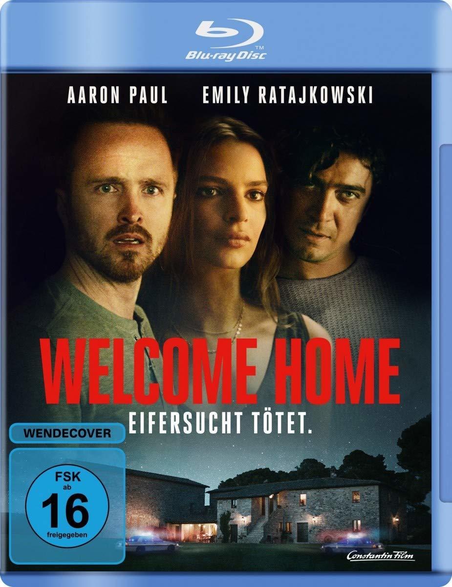 """Eifersucht tötet: Wir verlosen den Thriller """"Welcome Home"""" auf BD"""