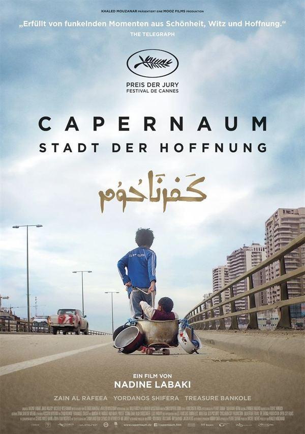 """In einer Welt voller Leid: Zum Kinostart von """"Capernaum - Stadt der Hoffnung"""" verlosen wir Freikarten"""