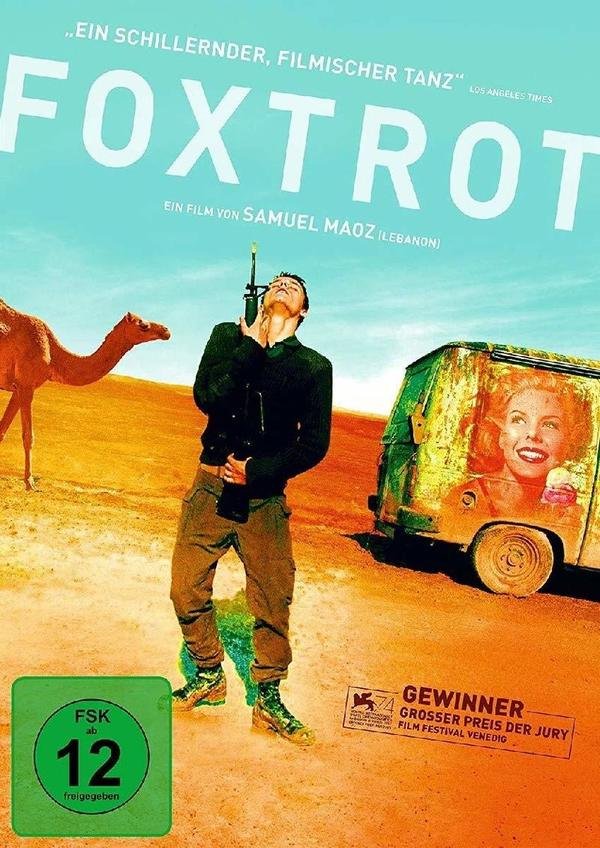 """Gewinner beim großen Preis der Jury: Wir verlosen das prämierte Drama """"Foxtrot"""" auf DVD"""