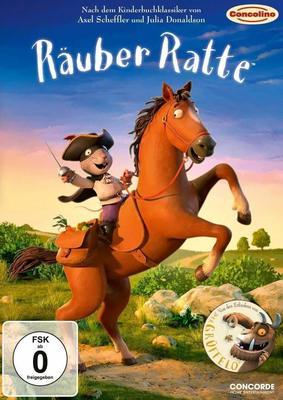 """Eine wahrhaftige Räubergeschichte: Wir verlosen den Kinderfilm """"Räuber Ratte"""" auf DVD oder BD"""