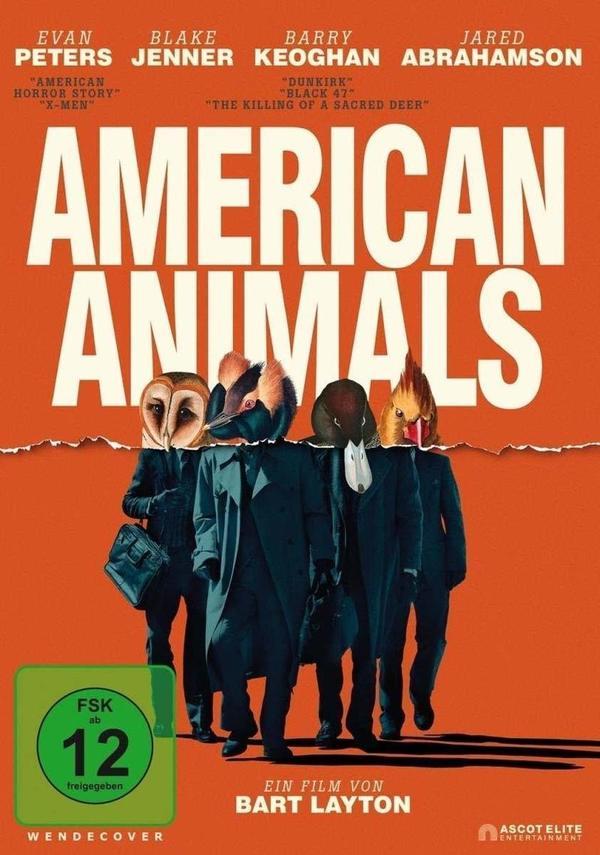 """Ein spektakulärer Coup: Wir verlosen den Crime-Thriller """"American Animals"""" auf DVD oder BD"""