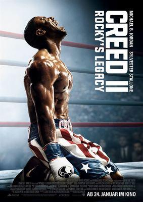 """Kampf der nächsten Generation: Zum Kinostart von """"Creed 2"""" verlosen wir Freikarten"""