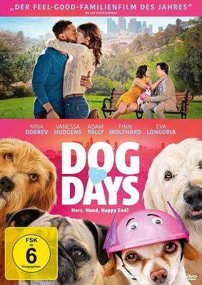 """Auf den Hund gekommen: Wir verlosen die Komödie """"Dog Days"""" auf DVD oder BD"""