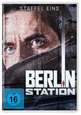 """Im Schatten: Wir verlosen die spannende Spionage-Serie """"Berlin Station""""-Staffel 1 auf DVD"""