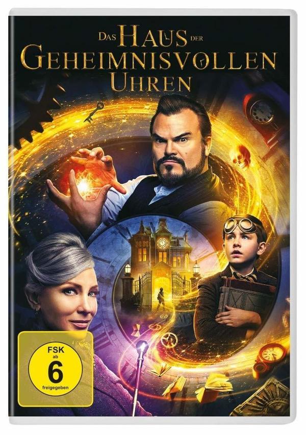 """Jede Menge Magie: Wir verlosen das Familien-Fantasy-Abenteuer """"Das Haus der geheimnisvollen Uhren"""" auf BD"""
